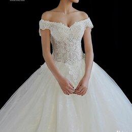 Платья - Очень красивое новое свадебное платье, 0