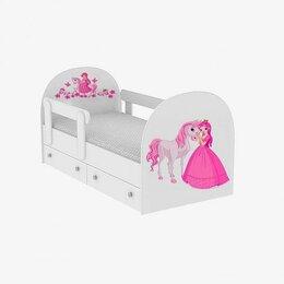 """Кроватки - Кровать детская односпальная """"Принцесса"""", 0"""