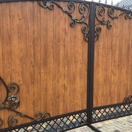 Заборы, ворота и элементы - Ворота , 0