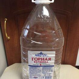 Бутылки - Пластиковая бутылка 5 л, 0