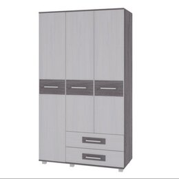Шкафы, стенки, гарнитуры - Шкаф трёхдверный Вега М4, 0