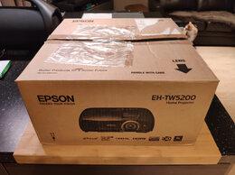 Проекторы - Проектор Epson EH-TW5200, 0