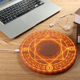 Аккумуляторы - Беспроводное зарядное устройство magic optical array wireless charging., 0