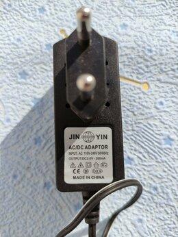 Зарядные устройства для стандартных аккумуляторов - Блок питания зарядное устройство Jin, 0