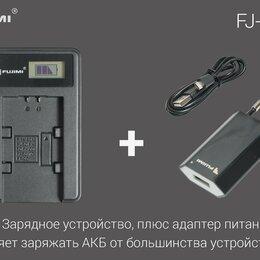 Аккумуляторы и зарядные устройства - UNC-FH50 Зарядное устройство USB. Зарядка для аккумулятора Sony NP-FH50 , 0