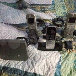 Радиотелефоны - Беспроводные телефоны Siemens Gigaset SL400, SL74 (бу), 0