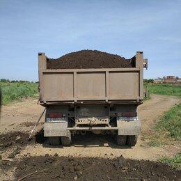 Строительные смеси и сыпучие материалы - Доставка чернозема ,грунта ,песка, щебня, отсева., 0