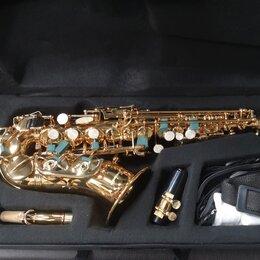 Саксофоны - Новый саксофон сопрано Fleet FLT-SSL, 0