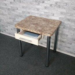 Мебель для кухни - Стол кухонный с ящиком, 0