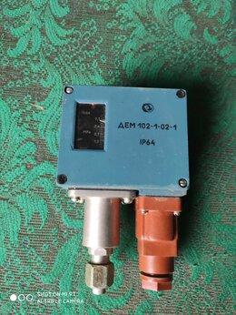 Реле - Датчик-реле давления дем-202-1-02-1, 0
