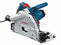 Дисковые пилы - Погружная пила Bosch GKT 55 GCE (0601675000), 0
