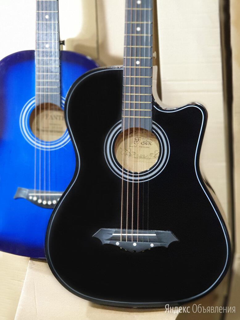 Отличная гитара для начинающих по цене 3500₽ - Акустические и классические гитары, фото 0