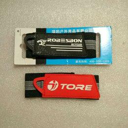 Спортивная защита - Фиксатор защита брюк на липучке Tore, Robesbon, 0