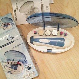 Аппараты для маникюра и педикюра - Набор для маникюра и педикюра (6 насадок) новый, 0