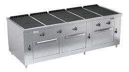 Промышленные плиты - Плита газовая Вулкан ПРГ-IIA-5С 3ДШ Maxi, 0