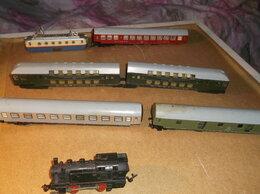 Детские железные дороги - вагоны железнодорожные Германия, 0
