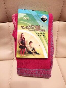 Колготки - Новые колготки на девочку 110-116, 0