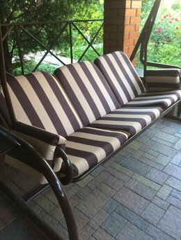 Подушки - Подушки для дачной мебели на заказ, 0