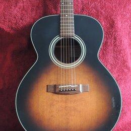 Акустические и классические гитары - Takamine TSA500 Tobacco Brown Sunburst, 0