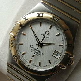 Наручные часы - Omega Constellation '95 Automatic Chronometer Steel and Yellow Gold 1202.30.00 , 0
