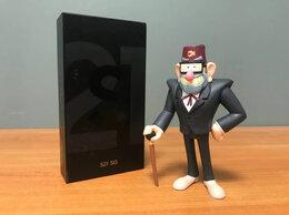 Мобильные телефоны - Samsung Galaxy S21 5G 8/256GB Phantom Gray…, 0
