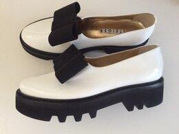 Туфли - Новые туфли лоферы STEIGER размер 37, 0