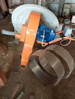 Производственно-техническое оборудование - Зернодробилка с сенорезкой 7.5квт , 0