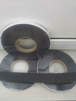 Изоляционные материалы - ПСУЛ (предварительно сжатая уплотнительная лента), 0