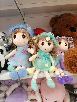 Мягкие игрушки - Куклы , 0