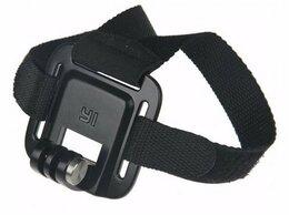 Аксессуары для экшн-камер - Крепление на шлем YI Helmet Mount для экшн камер, 0