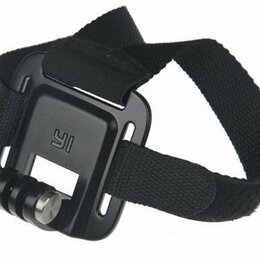 Экшн-камеры - Крепление на шлем YI Helmet Mount для экшн камер, 0