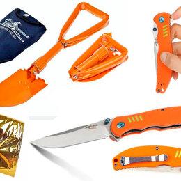 Ножи и мультитулы - Мужской спасательный оранжевый набор, 0