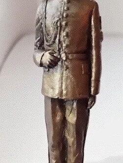 """Статуэтки и фигурки - Статуэтка """"Кадет"""" одноцветная , 0"""