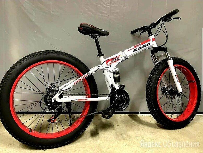 ФЭТ-БАЙК Складной по цене 16990₽ - Велосипеды, фото 0