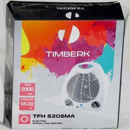 Обогреватели - обогреватель Тимберг с вентилятором 2квт, 0