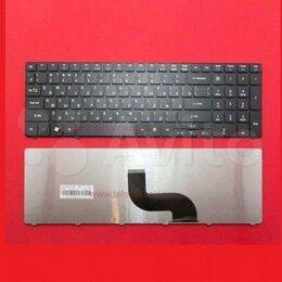 Аксессуары и запчасти для ноутбуков - Acer 5551, 5810T, 5410T, 5820T Клавиатура…, 0