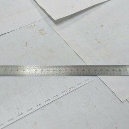 Канцелярские принадлежности - Линейка измерительная металлическая, 0