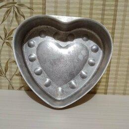Посуда для выпечки и запекания - Форма для выпечки Сердце СССР, 0