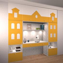 Шкафы, стенки, гарнитуры - Мебель для детской: шкафы Амстердам, шкафчики, 0