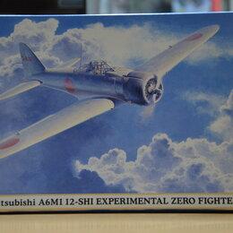 Сборные модели - Сборная модель 1\48 Самолёт Mitsubishi A6M1 12-SHI Zero, 0