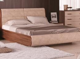 Кровати - Кровать Донна с мягкой спинкой без подъемного…, 0