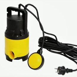 Насосы и комплектующие - Погружной дренажный насос для откачки грязной воды новый водяная помпа , 0