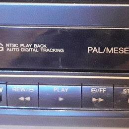 Видеомагнитофоны - Видеоплейеp Panasonic для видеокассет типа VHS  марка NV-P03RAM Малайзия, 0