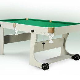 Настольные игры - Бильярдный стол Компакт Лайт 5 футов, 0