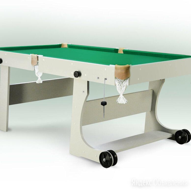 Бильярдный стол Компакт Лайт 5 футов по цене 22460₽ - Настольные игры, фото 0