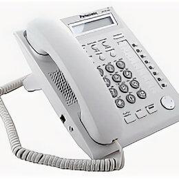 VoIP-оборудование - Цифровой системный телефон АТС Panasonic KX-DT321RU, 0