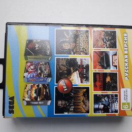 Игры для приставок и ПК - Картриджи игровым приставкам sega и денди, 0
