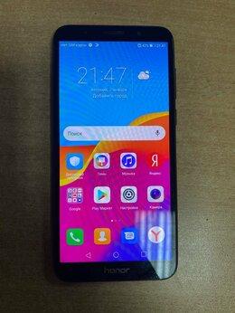 Мобильные телефоны - С/т Honor 7A (DUA-L22) 16Gb б/у , 0