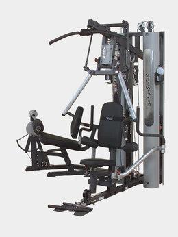 Машины Смита и силовые рамы - Силовой комплекс Body Solid G10B, 0