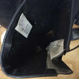 Обувь - сапоги кирзовые утепленные, 0
